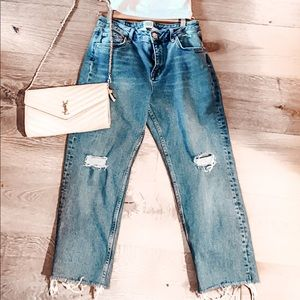 Urban Outfitter BDG jeans hand distressed✨